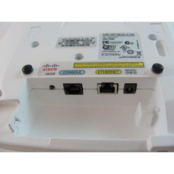 CISCO AIRONET ROUTER ACCESS POINT 1261 Series AIR-AP1261N-E-K9