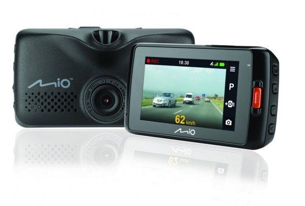 MIO MiVue 658 GPS + Wi-Fi Touch Rejestrator samochodowy