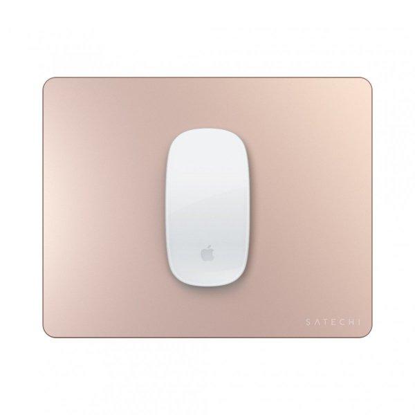Satechi Aluminium MousePad dla Apple Magic Mouse 2 Rose Gold