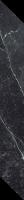 Paradyż Barro Nero Listwa Lewa 7,2x59,8