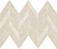 Cersanit Manzila Beige Chevron Mix Mosaic Matt 25,5x29,8