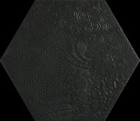 Codicer Milano Black Hex 22x25