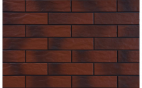 Cerrad Burgund Płytka Elewacyjna Rustykalna Cieniowana 6,5x24,5