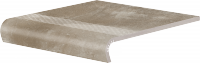 Piatto Sand Stopnica V-Shape 30x32