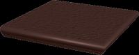 Natural Brown Kapinos Stopnica Narożna 33x33