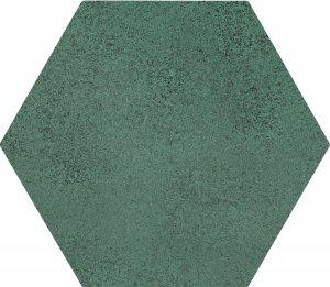 Domino Burano Green Hex 11x12,5