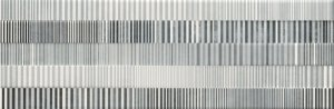 Opoczno Concrete Stripes Inserto Stripes 29x89
