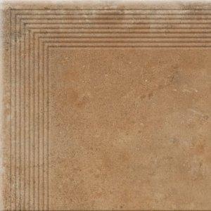 Cerrad Piatto Honey Stopnica Narożna 30x30