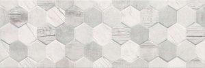Ceramika Color Polaris Hexagon Mix 25x75