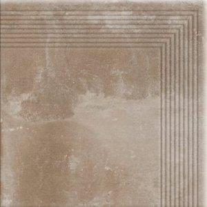 Cerrad Piatto Sand Stopnica Narożna 30x30