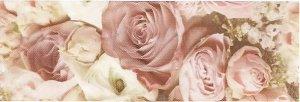Ceramika Color Glamour Flower A Rett. 25x75
