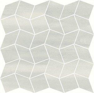 Cersanit Mystic Cemento Mosaic Square 31,4x31,6