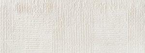 Tubądzin Grunge White STR 32,8x89,8