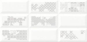 Cersanit Naris Inserto Patchwork 29,7x60