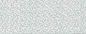Ceramika Color Pixel White Dekor 25x60
