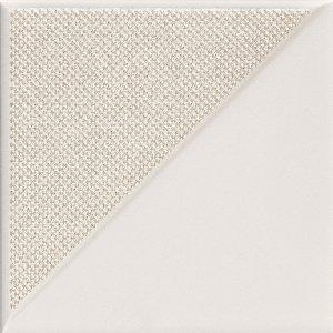 Tubądzin Reflection White 2 Dekor 14,8x14,8