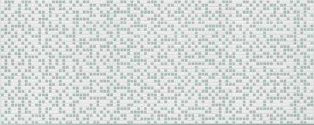 Ceramika Color Pixel White Dekor Rett. 30x60