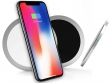 Szybka Ładowarka Bezprzewodowa Boost Up do Apple iPhone 8 X Wireless Charging Pad