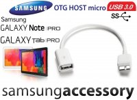 Adapter OTG HOST USB 3.0 Galaxy Tab Pro Note Pro 12