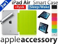 3w1 iPad Air Smart Case Etui +RYSIK C-Pen