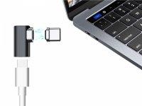 Magnetyczny Adapter USB-C Kątowy do Apple MacBook