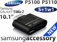 ADAPTER 5w1 Samsung Galaxy Tab 2 Czytnik SD USB P5100