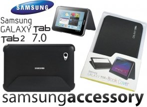 Samsung Galaxy Tab Tab2 7.0 Book Cover P3100 P6200
