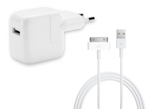 Zasilacz Ładowarka do APPLE iPad 1 iPad 2 iPad 3 10W + Kabel