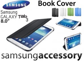 Samsung Galaxy Tab 3 8.0 Book Cover T310