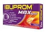 IBUPROM MAX Sprint x 20 kapsułek