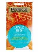Perfecta Express Mask Miodowa Maska głęboko odżywcza  8ml