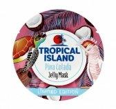 Marion Tropical Island Maseczka żelowa do twarzy Pina Colada  10g