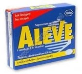 ALEVE x 24 tabletek