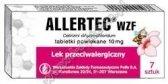 ALLERTEC  10mg x 7 tabletek