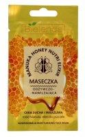 Bielenda Manuka Honey Nutri Elixir Maseczka odżywczo-nawilżająca  8g