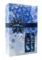 Fa Men Zestaw prezentowy Sport (Żel pod prysznic 250ml+Dezodorant spray 150ml)