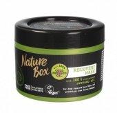 Nature Box Avocado Oil Maska do włosów odbudowująca 200ml