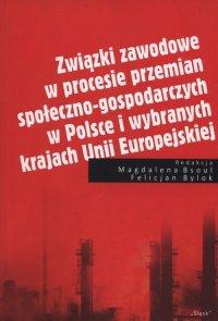 Związki zawodowe w procesie przemian społeczno-gospodarczych w Polsce i wybranych krajach Unii Europejskiej