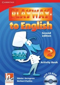 Playway to English 2 Activity Book + CD