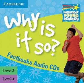 Why Is It So? 3-4 Factbook Audio 2CD