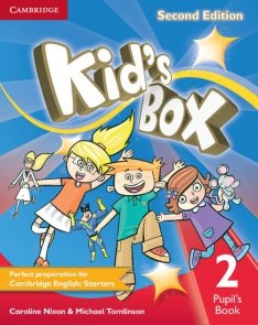 Kid's Box 2 Pupil's Book