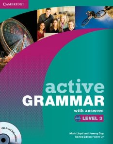 Active Grammar 3 with Answers and CD-ROM