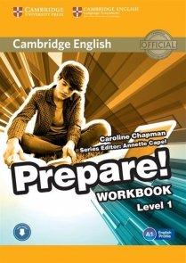 Cambridge English Prepare! 1 Workbook