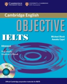 Objective IELTS Advanced Self Study Student's Book + CD