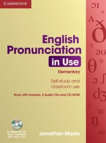 English Pronunciation in Use Elementary Book with answers + CD