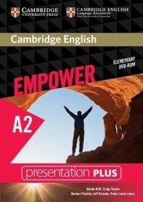 Cambridge English Empower Elementary Presentation Plus DVD