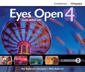 Eyes Open 4 Class Audio 3CD