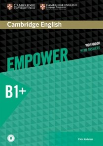 Cambridge English Empower Intermediate Workbook with answers
