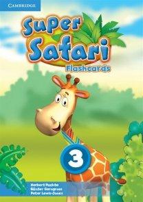 Super Safari 3 Flashcards