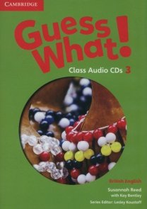 Guess What! 3 Class Audio 2CD British English